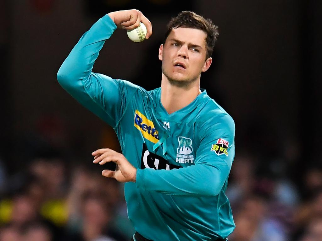 Mitch Swepson was a surprise inclusion for the Australian New Year's Test squad.