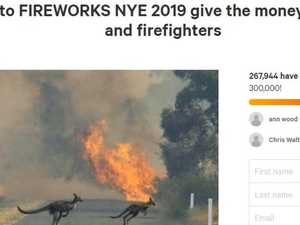 Decision made on Sydney New Year's Eve fireworks display