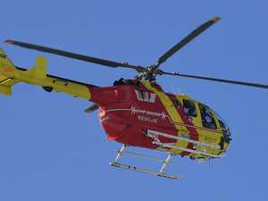 Surfer injured, rescue chopper tasked to accident