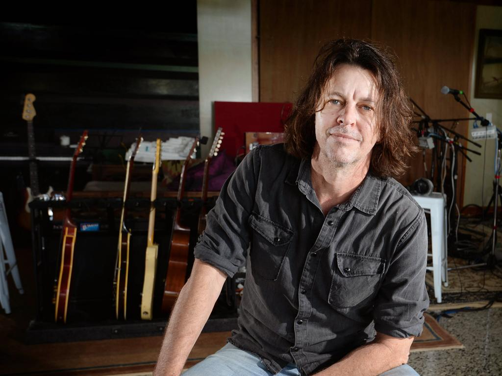 LA CUEVA is Bernard Fannings music paradise a recording studio co-owned with Nick DiDia, a music producer to stars including Bruce Springsteen and Powderfinger.