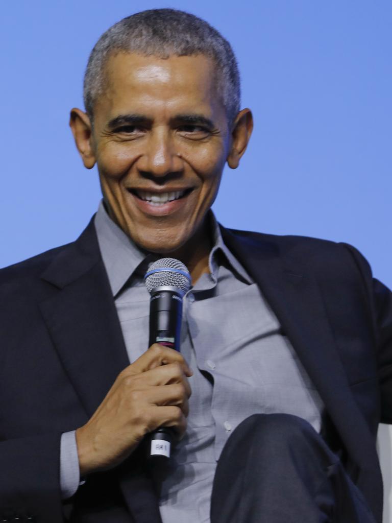 Obama: A Fleabag fan. Picture: AP