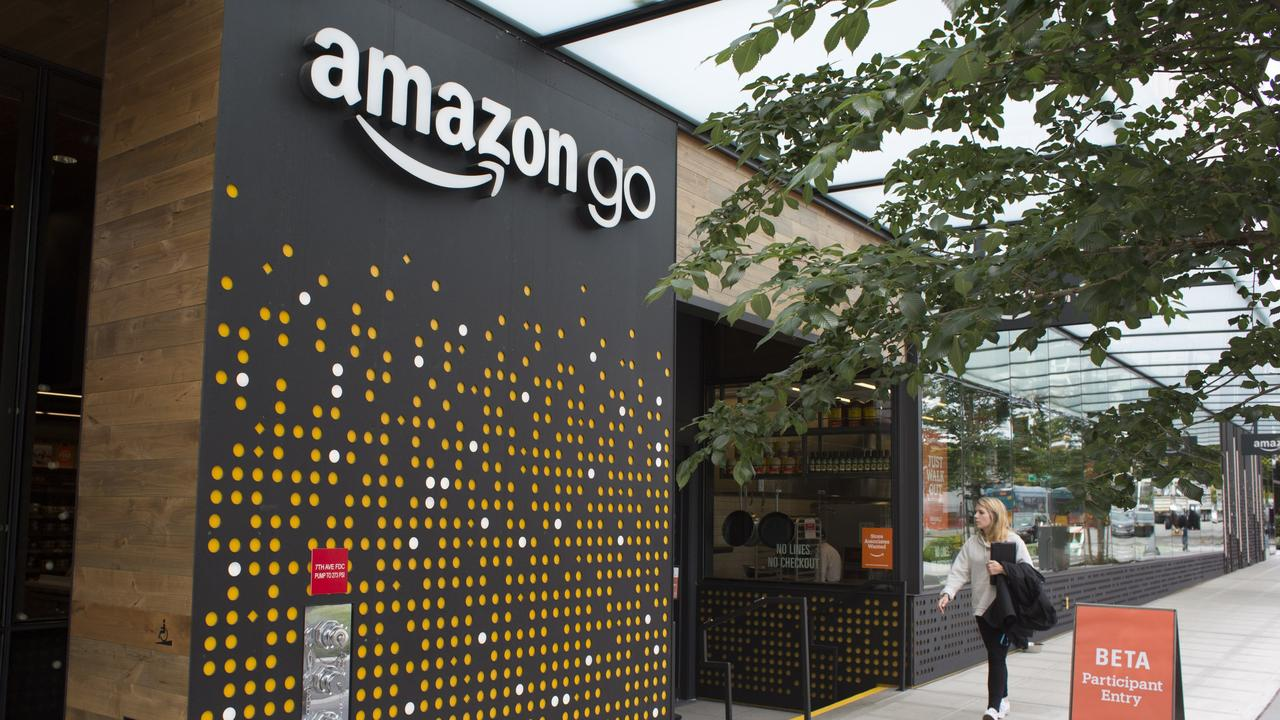 Amazon's ghostly convenience stores don't have any staff, now the company has somehow found a way to make shopping there even creepier.