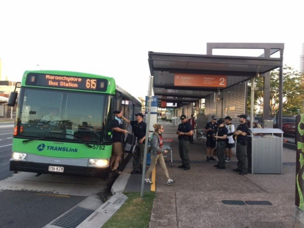A free bus service will be available on NYE.