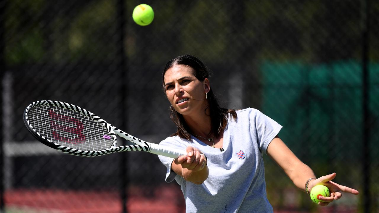 Australian tennis player Ajla Tomjlanovic. Picture: AAP