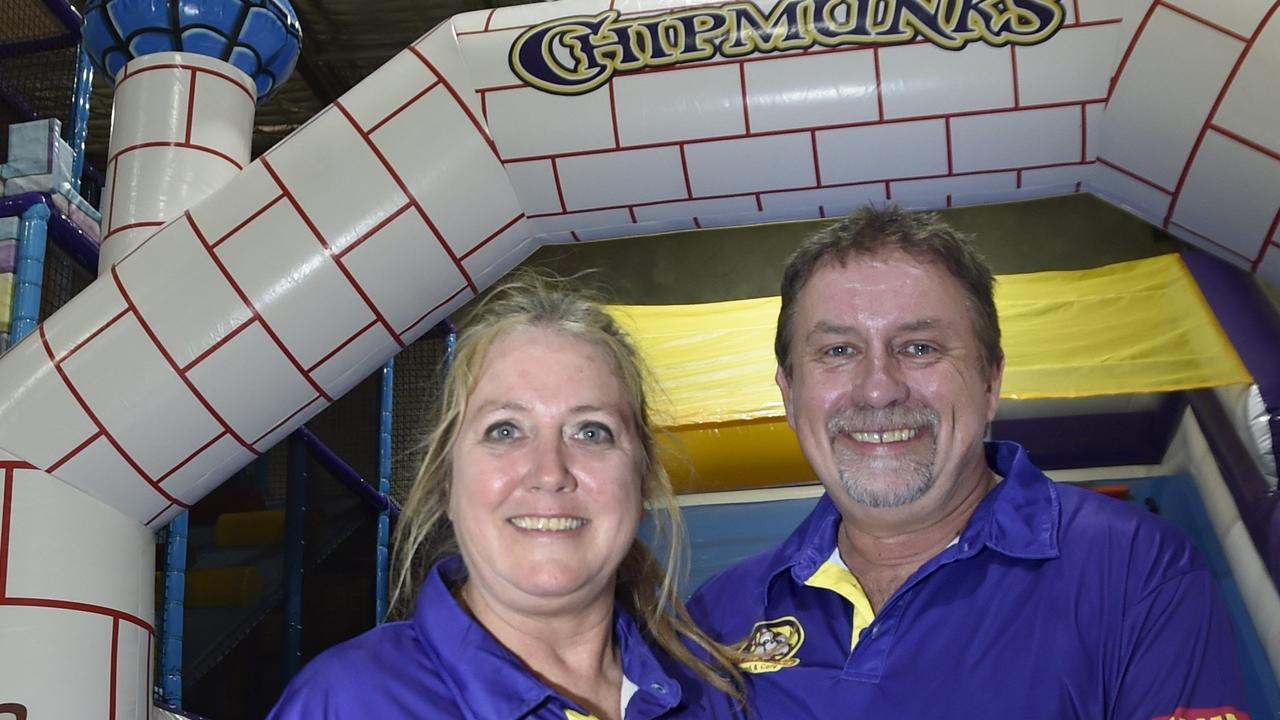 Chipmunks Bernoth Centre Owners, Lisa and Ian Bethune.