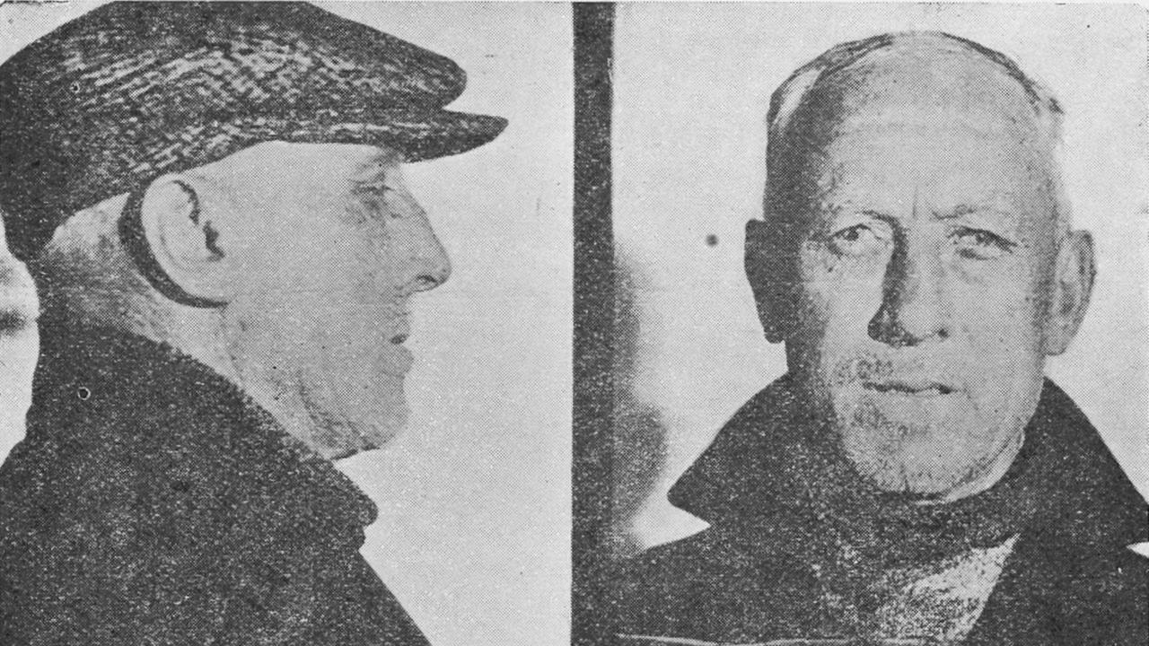 Lofty Prentice: a complicated criminal.