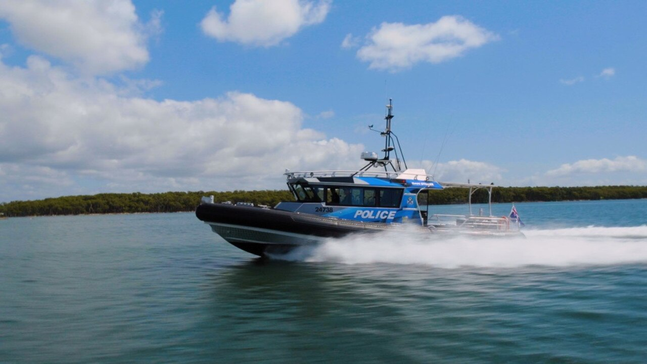 Police are searching for a missing man in the Coral Sea after a jet ski was found drifting early on Sunday.