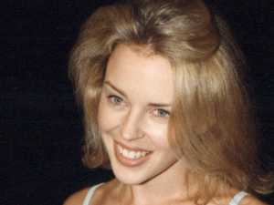Kylie Minogue posts epic throwback video