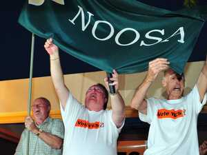Noosa six years on after being free at last