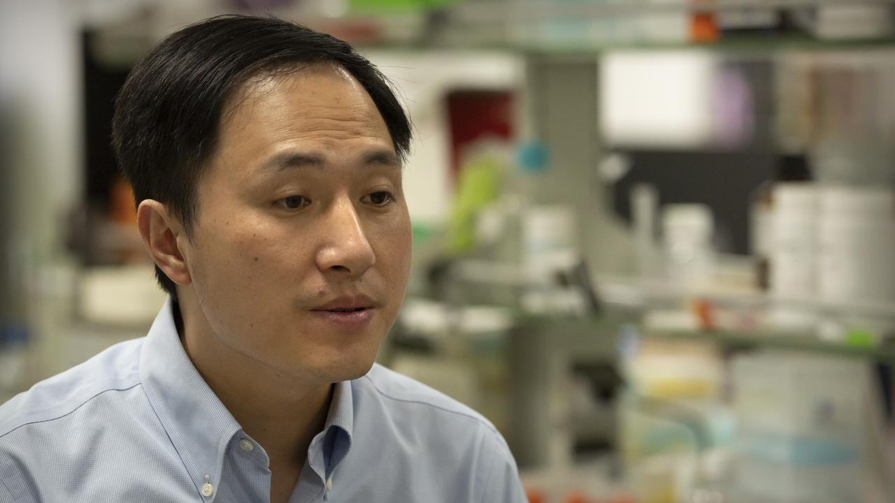 He shocked the world with his claim that he had gene edited babies to resist the AIDS virus. Now He Jiankui is going to prison for it.