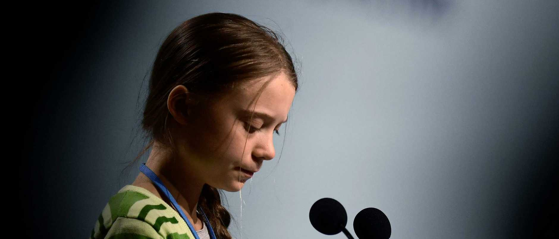 "Greta Thunberg was deeply ""depressed"" and had ""stopped talking and eating"" before her life changed due to climate change activism."