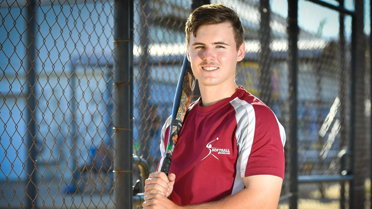 Michael Ludkin has been selection for the Queenslands U23 Mens Softball Squad for 2019.