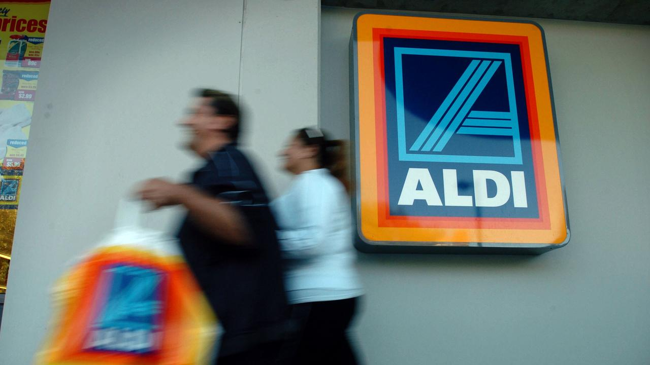 The community has long dreamt of an Aldi opening in Mackay. Picture Chris Pavlich