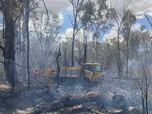 Fireys called to Etna Creek blaze