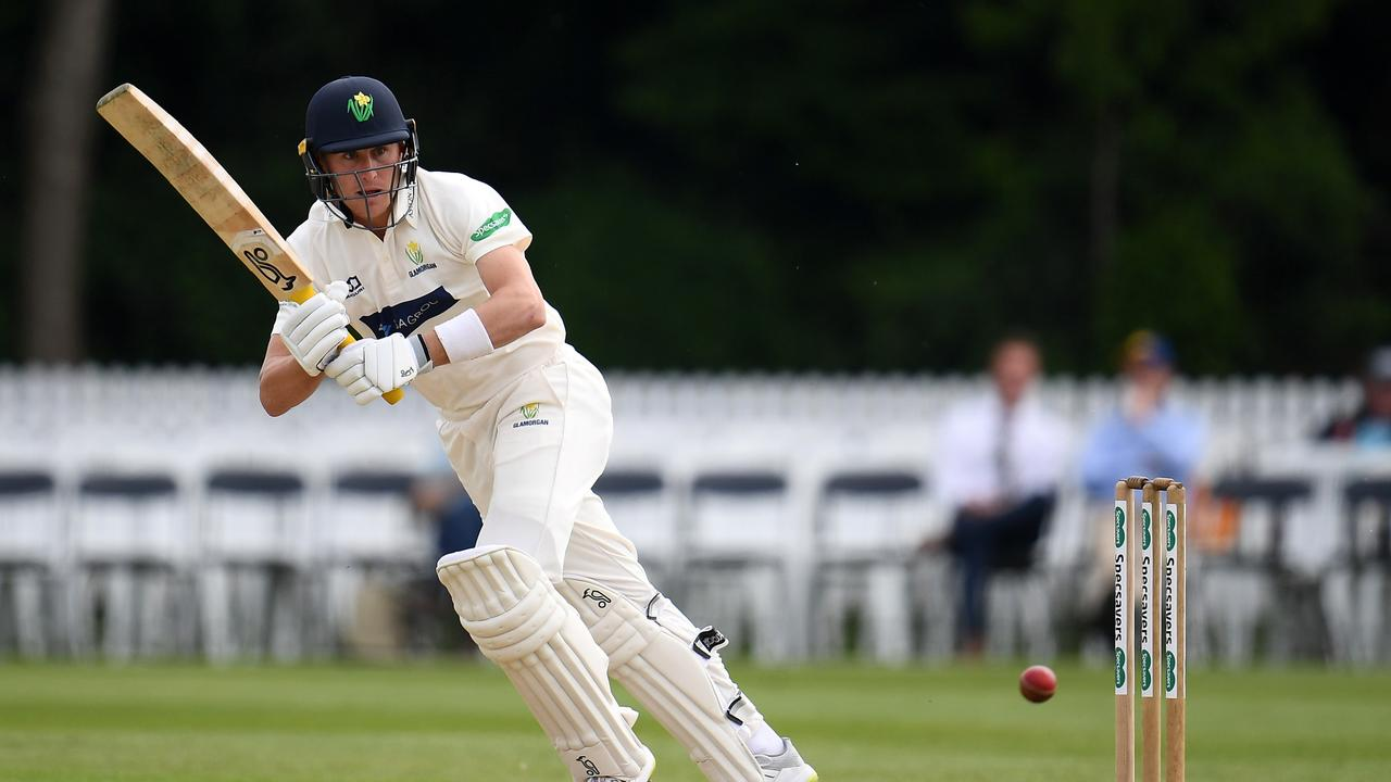If any rising Aussie batsman needs a reminder of why honing your game in England can be useful, Marnus Labuschagne might like a word. Picture: Getty