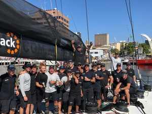 Bowen sailors celebrate Sydney Hobart Yacht Race success