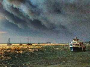 National forecaster admits bushfire prediction bungle