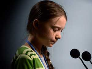 Greta Thunberg suffered from depression