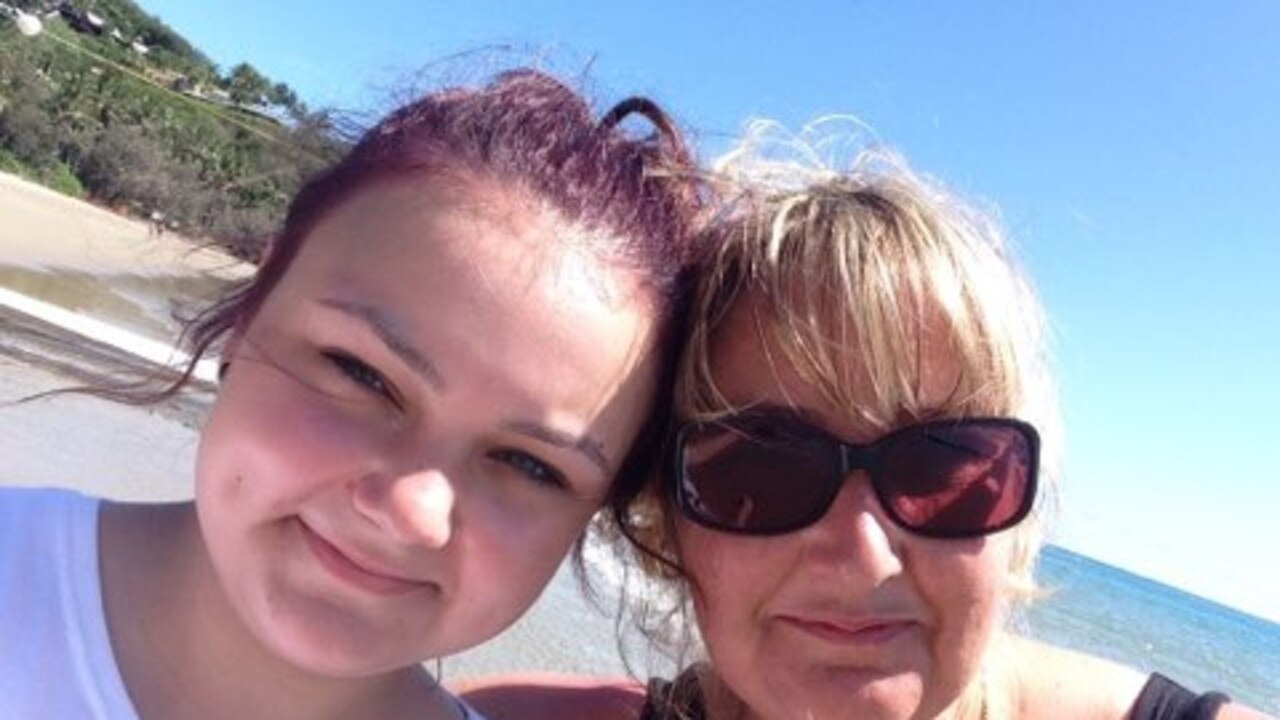 Brooke Vitler and mum Melinda, along with other family members, were staying at the Pullman Sea Temple and Spa in January 2016 when the then 15-year-old slipped in a pool of water created by a leaking airconditioner in the tiled walk-in wardrobe of their room.