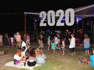 New Year's Eve 2020 at the Brolga Theatre
