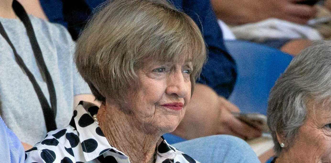 Margaret Court's comments on transgender athletes have caused controversy around the world. Picture: Fiona Hamilton/AAP