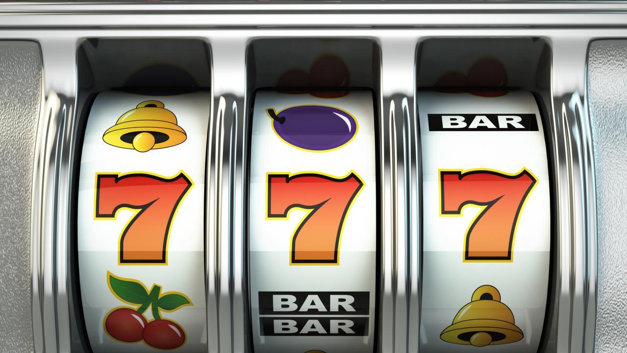 Poker machine generic.