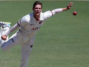 Swepson itching to break leg-spinner drought