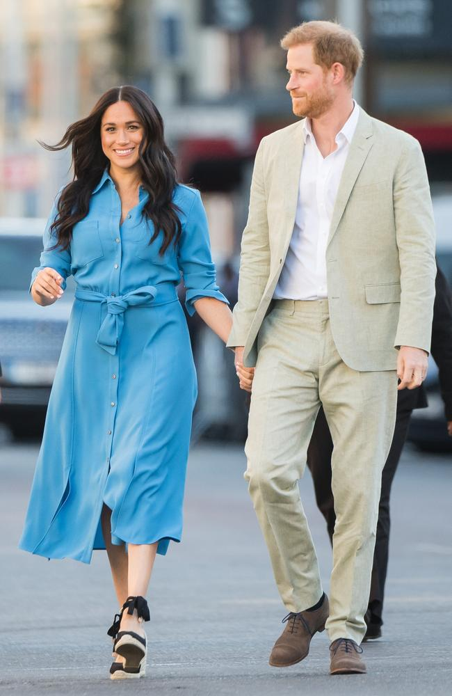 There could be some exciting baby news for Prince Harry and Meghan Markle in 2020. Picture: WireImage