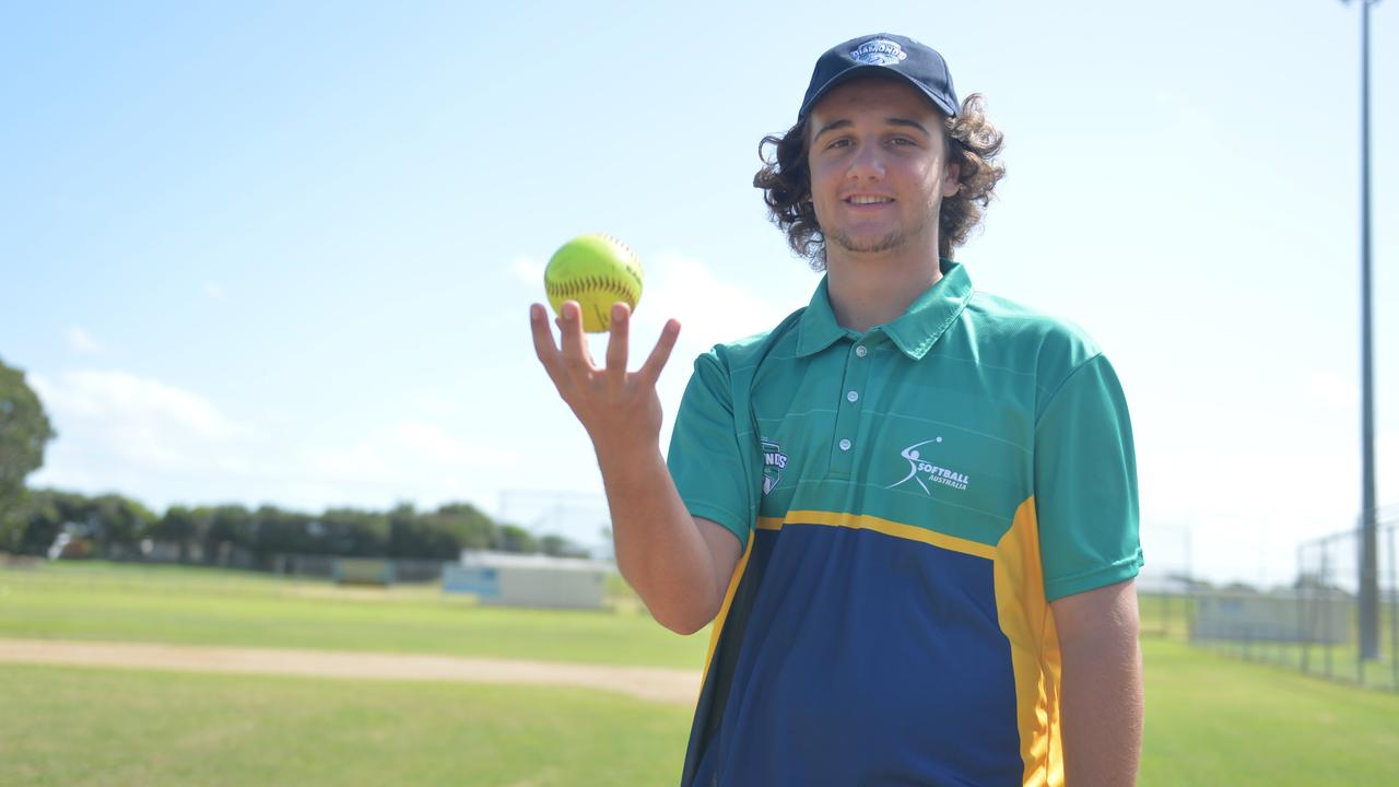 Riley James is one of five nominees in the running to become the Daily Mercury's Best Junior Sportsperson of 2019.