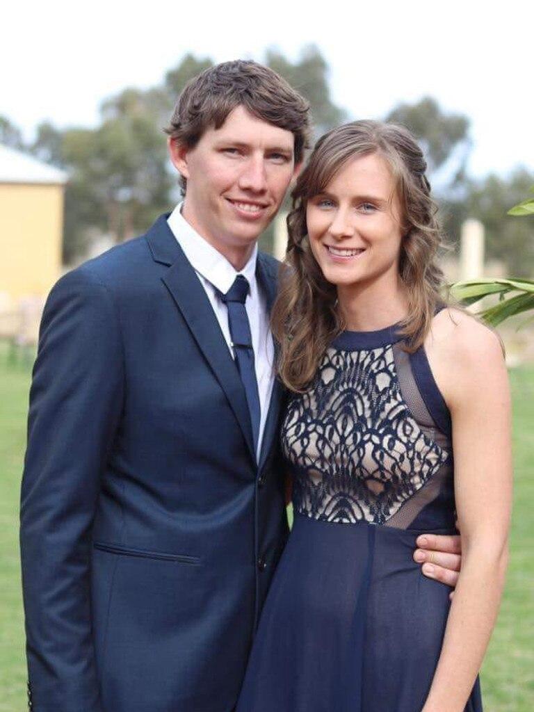 NSW RFS firefighter Samuel McPaul died in the bushfires. Picture: Facebook