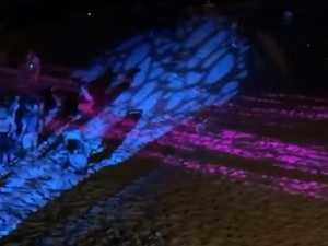 Firework-free event draws a crowd