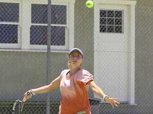 Juniors boost Ballina tennis tournament