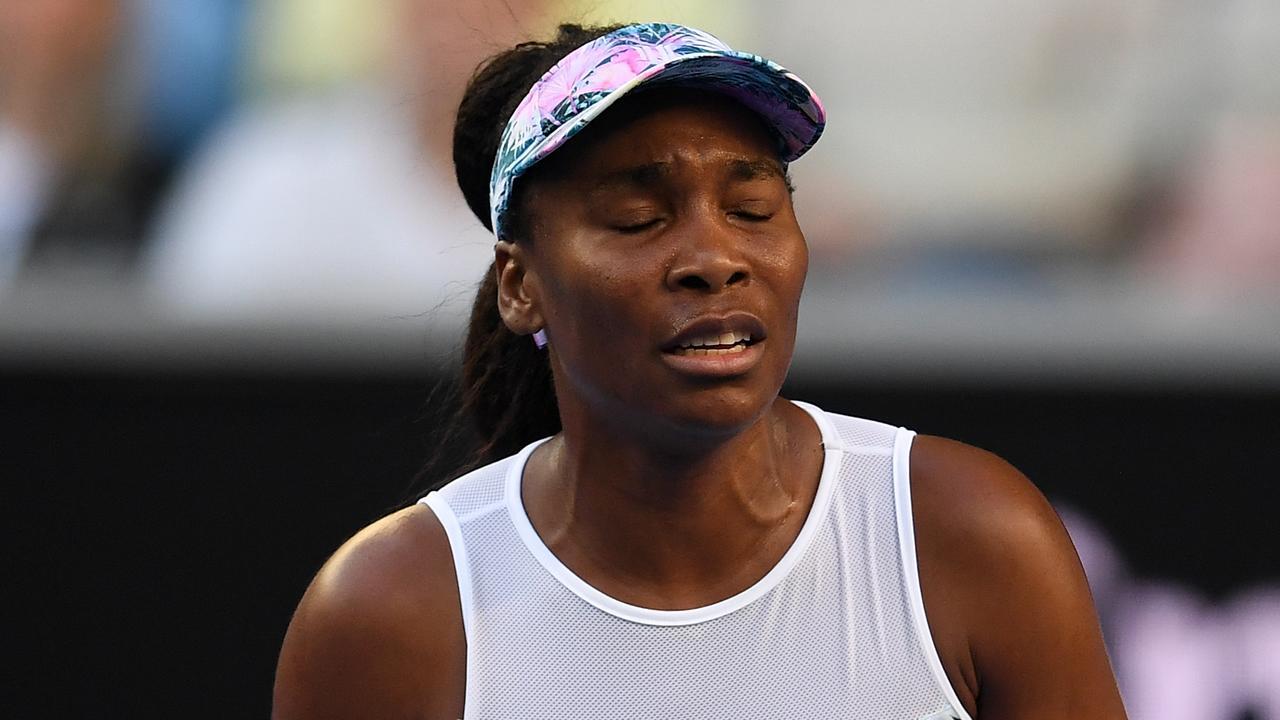 Venus Williams is hopeful of starting 2020 in Adelaide.
