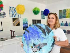 New business gives Palmwoods a burst of colour