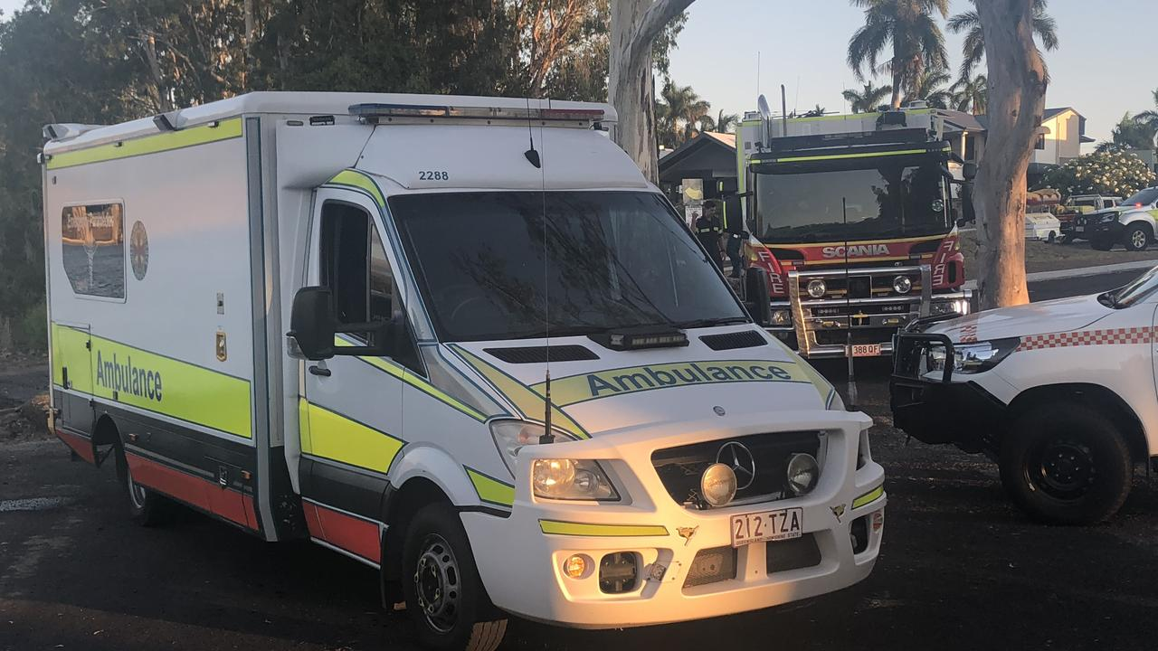 Emergency crews are trying to retrieve 10 people who have been involved in a boat crash on the Fitzroy River this afternoon.