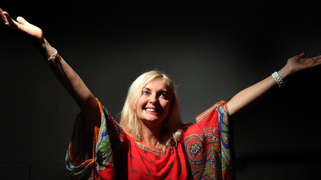 Stories of Hope founder and author Kerrie Atherton. Photo: John McCutcheon / Sunshine Coast Daily