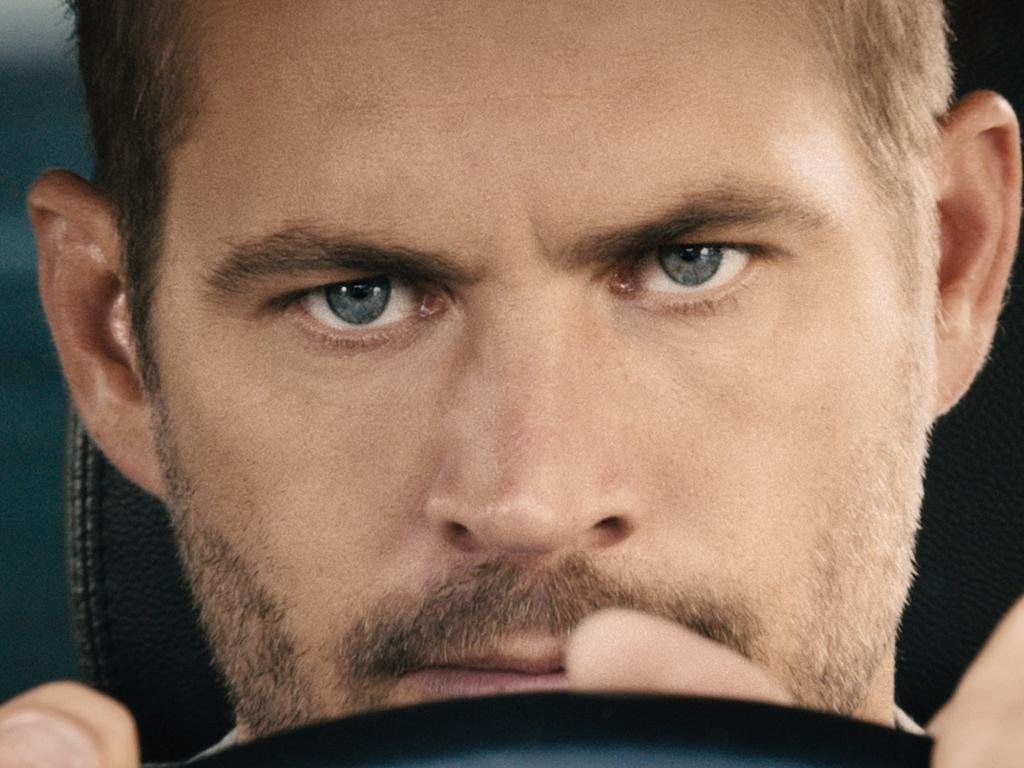 Paul Walker in a scene from Fast and Furious 7. Picture: Universal Pictures
