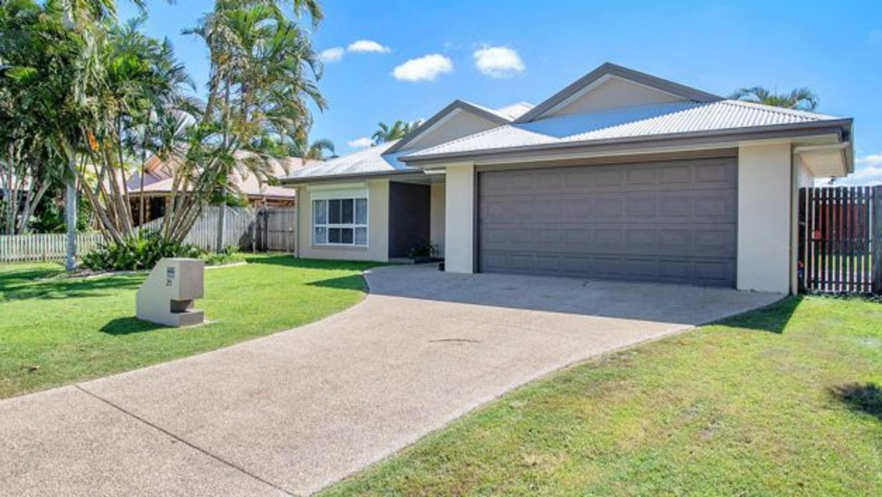 A newly renovated home is available at 25 Nautilus Parade, Bucasia.