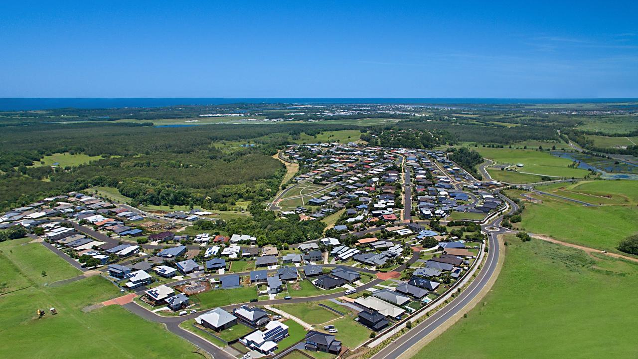 WAITING FOR A SUPERMARKET: Ballina Heights residents are still wishing for a supermarket.