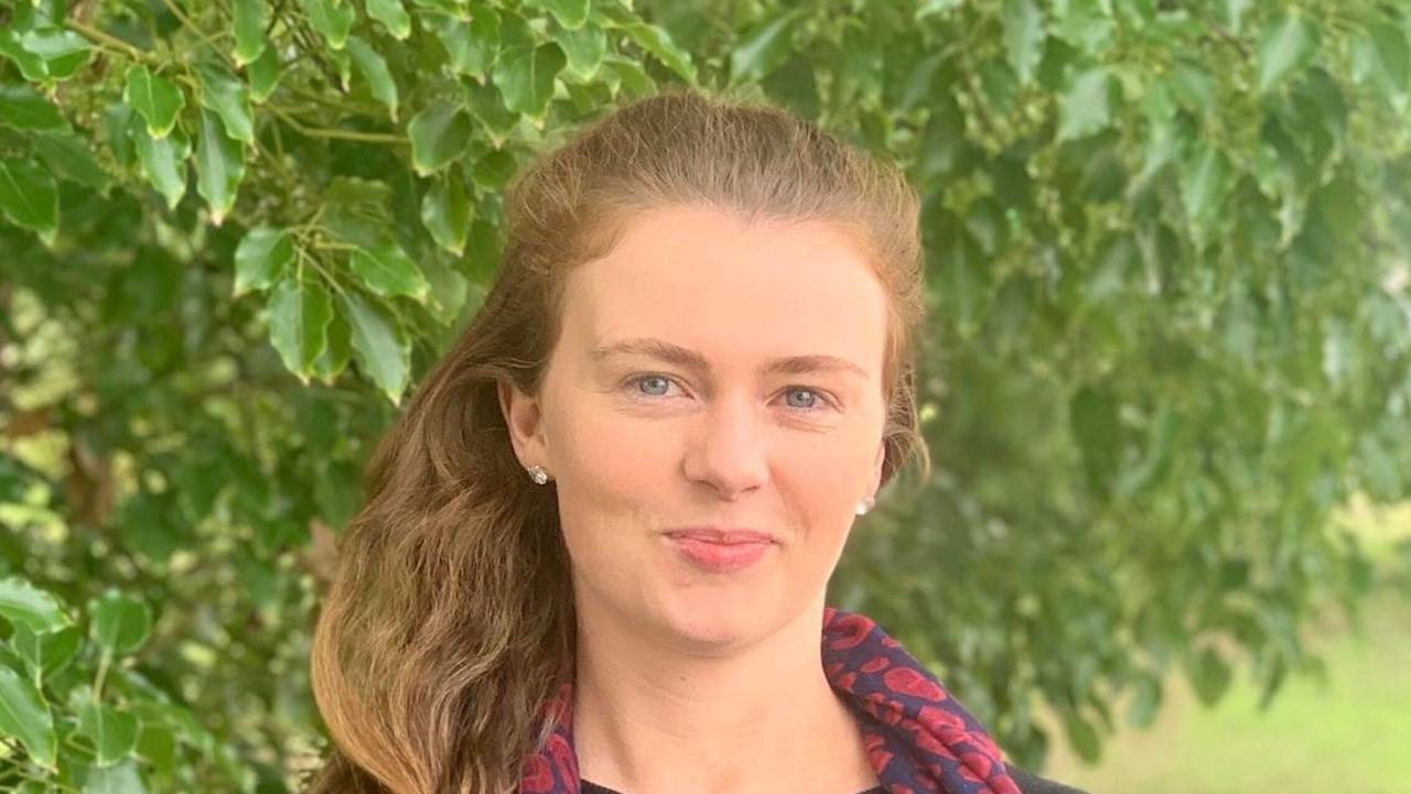 South Burnett Times journalist Laura Blackmore. Picture: Elaelah Harley