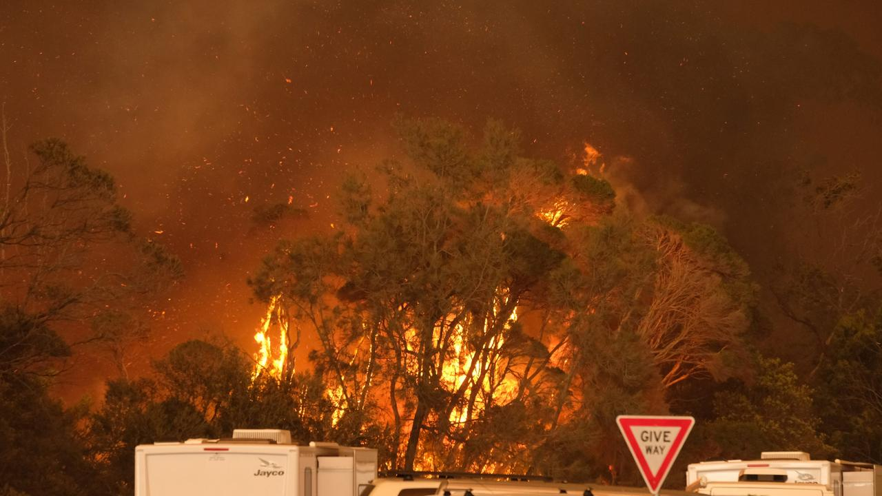New South Wales has been plunged back into a state of emergency.