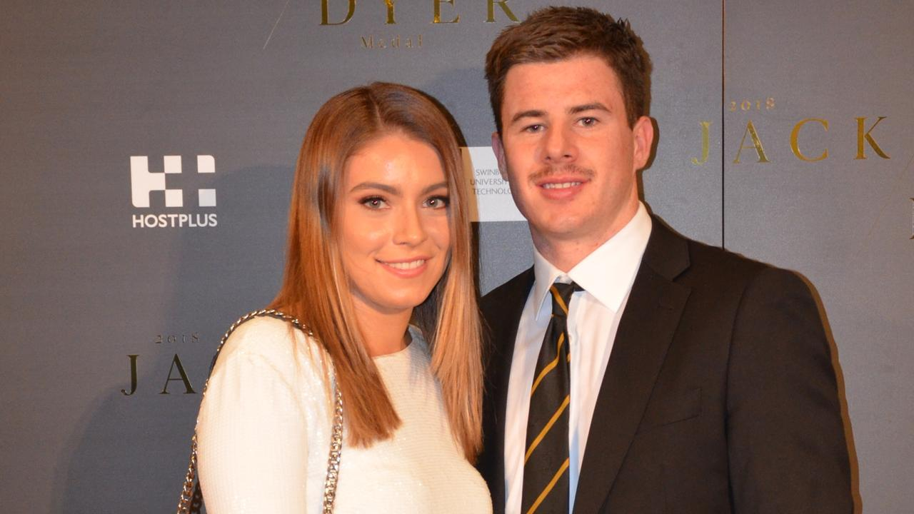 The hate levelled at Jack Higgins' girlfriend Tenisha Crook goes straight to our issue with women who date sportsmen, writes Caroline Zielinski.