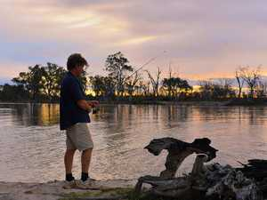 A major Australian river is running out of native fish