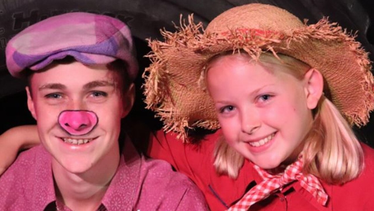 Little Seed Theatre Company's production of Charlotte's Web is a must-see for the whole family. Picture: Contributed