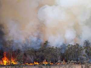'The worst is yet to come': Bully reporter at Vic bushfires