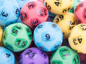 Mundane task leads to Lotto shock