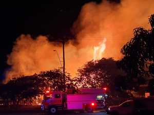 Investigation continues into fire at historic coke works