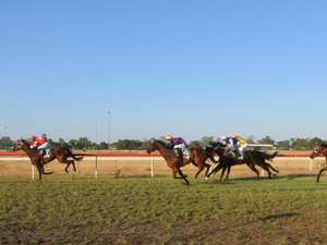 Female jockeys dominated New Year's Eve race meet