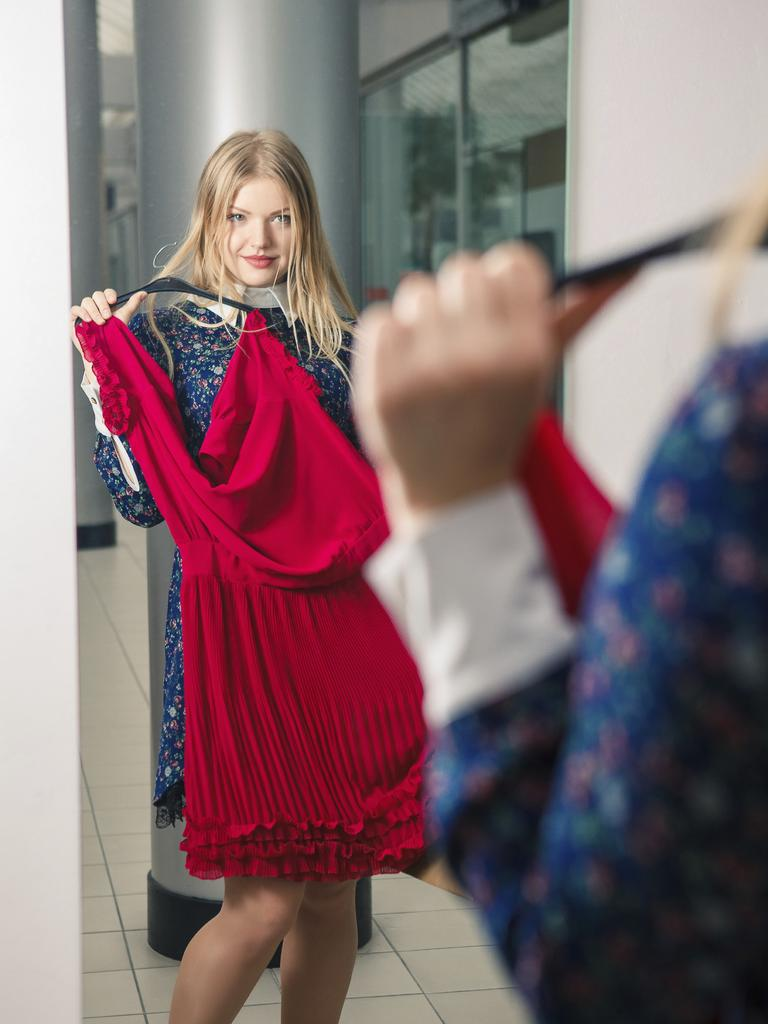 MONEY SAVING: Set yourself a 'no new clothes' challenge for the year. Picture: iStock