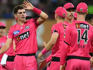 India may be out but Abbott is still thinking pink